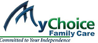 My Choice Family Care logo