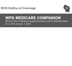 Wisconsin Medicare Supplement OOC